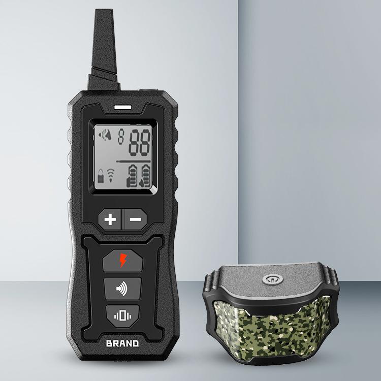 800m remote-control anti-barking train dog device